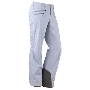 Marmot Gray Slopestar Ski Snow Board Pants Large